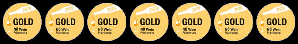 NÖ Gold 20 7x